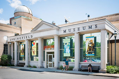 Springfield Museums - Springfield, MA