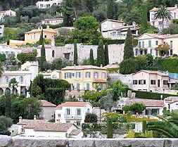 St. Paul-de-Vence countryside