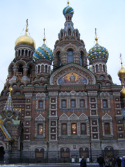 Saint Petersburg, Russia - Cathedral of the Savior