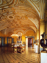 Golden Drawing Room By Permission from The State Hermitage Musuem, St. Petersburg