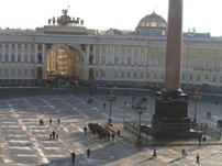 Saint Petersburg, Russia - Palace Square