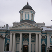 Saint Petersburg, Russia - Saint Catherine of Alexandria Church