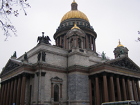 Saint Petersburg, Russia - St. Isaac's Cathedral