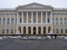 Saint Petersburg, Russia - The Russian Museum
