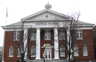 Norwalk Museum, Norwalk, Connecticut - Photo by Luxury Experience