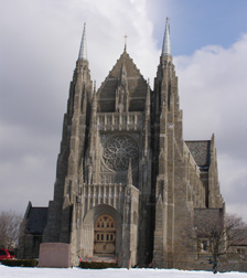 Saint Mary's Church, Stamford, Connecticut - Photo by Luxury Experience