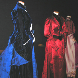 Costumes at the Norska Museum
