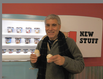 Ben & Jerry's - Edward Nesta - Waterbury, Vermont, USA - photo by Luxury Experience
