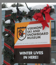 Vermont Ski and Snowboard Museum, Stowe, VT, USA -photo by Luxury Experience