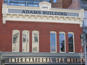 International Spy Museum, Washington, DC, USA