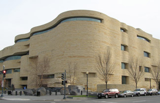 National Museum of the American Indian, Washington, DC, USA