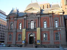 Renwick Gallery, Washington, DC, USA