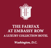 The Fairfax at Embassy Row, Washington, DC, USA