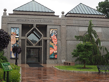 Arthur M. Sackler Gallery of Art - photo by Luxury Experience