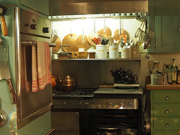 Julia Child Kitchen - National Museum of American History - photo by Luxury Experience