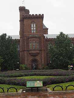 Smithsonian Institution Building (The Castle) - Photo by Luxury Experience