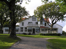 Ekenas Hotel on Koster Islands