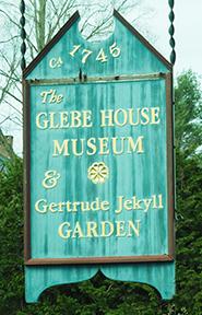 Glebe House Museum & Gertrude Jekyll Garden - Woodbury, CT - photo by Luxury Experience