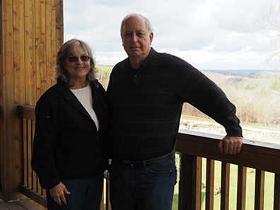Hawk Ridge Winery - Debbie and Vin Giannetto  - Woodbury, CT - photo by Luxury Experience