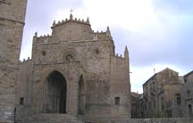 Chiesa Matrice Church in Erice
