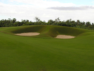 Twin Bunkers at The Abaco Club on Winding Bay