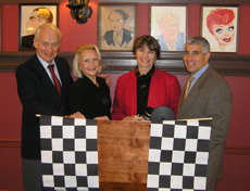 Madison Avenue Sports Car Driving and Chowder Society -  Bruce, Debra, Genia, Edward