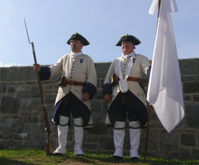 Guards - Nouvelle-France Festival, Quebec, Canada - Photo by Luxury Experience