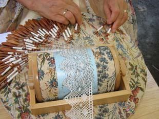 Lacemaker at Nouvelle-France Festival, Quebec, Canada - Photo by Luxury Experience