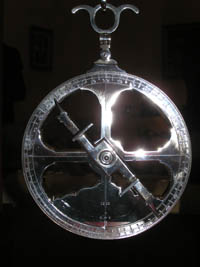 Nautical Astrolabe