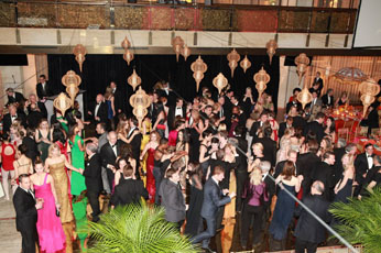 After Pary Dancing - SAB 2013 Winter Gala - Photo by Erin Baiano
