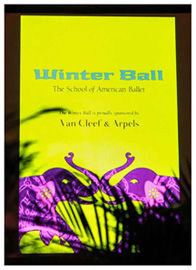 The School of American Ballet - Winter Ball 2013