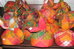Traditional Creole Hats
