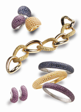 Jewels of Ocean - Diamond Bracelets, Earrings, Rings