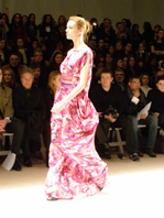 Mercedes-Benz Fashion Week Fall 2010 - Carlos Miele - Photo by Luxury Experience