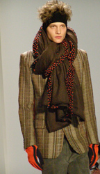 Duckie Brown Mahlia Tweed