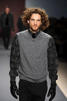 Perry Ellis Fall 2010 Fashion