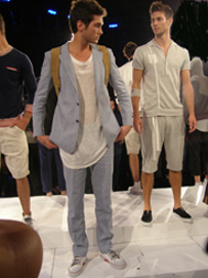 Buckler Spring 2011 Collection - Photo by Luxury Experience