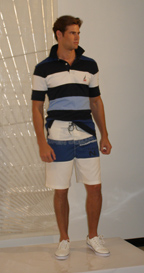Nautica Spring 2011 Menswear - Photo by Luxury Experience