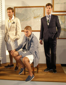 Nautica Spring 2011 Collection - Photo by Luxury Experience