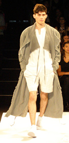 Academy of Art University Menswear Spring 2012 Collection - Photo by Luxury Experience