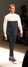Davidelfin Spring 2010 Design - Toned Suit