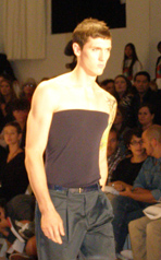 Davidelfin Spring 2010 Design - Tube Top