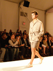 Duckie Brown Check Classic Short - Spring 2010 Design