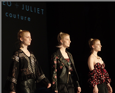 Romeo + Juliet Couture Fall Winter 2018 - photo by Luxury Experience