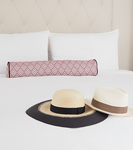 Tenth Street Hats - Montreal - photo by Luxury Experience