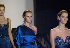Badgley Mischka Ultramarine Gowns