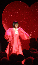 Cecily Tyson Heart Truth's Show