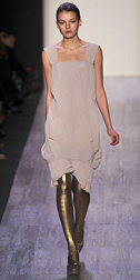 BCBFMAXAZRIA RUNWAY Designs at Mercedes-Benz Fashion Week New York February 2009