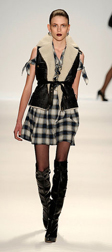 Charlotte Ronson Design at Mercedes-Benz Fashion Week New York February 2009