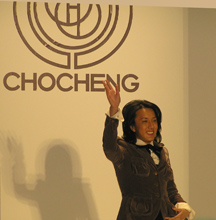 Designer Cho Cheng of Chocheng